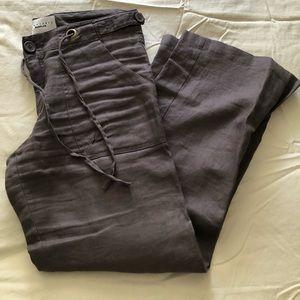 Sanctuary Surplus linen pants